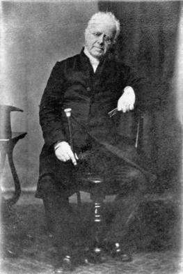 Portrait of Henry Williams