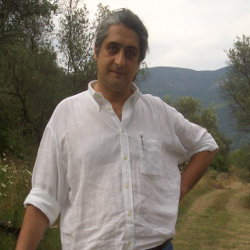 Greek George Bitzilos